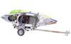 malone trailers roof rack on wheels 4w x 11l foot manufacturer