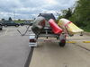 0  trailers malone roof rack on wheels 6-1/2w x 11l foot in use
