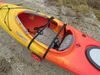 0  watersport carriers malone canoe fishing kayak clippertrx deluxe kayak/canoe cart with no-flat tires - 200 lbs