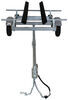 malone trailers roof rack on wheels bunk boards ecolight sport trailer for a heavy kayak - 7' bunks 400 lbs