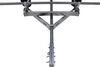 malone trailers roof rack on wheels detachable tongue lowmax trailer - 78 inch crossbars 600 lbs