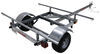 malone trailers crossbar style detachable tongue mal83fr