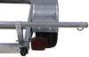 malone trailers roof rack on wheels 6-1/2w x 11l foot