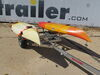 0  trailers malone crossbar style detachable tongue in use