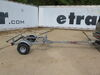 0  trailers malone roof rack on wheels 6-1/2w x 11l foot lowmax trailer - 78 inch crossbars detachable tongue 600 lbs