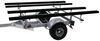 malone trailers roof rack on wheels extra long tongue mal95fr