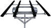 malone trailers roof rack on wheels extra long tongue lowmax trailer for 2 heavy kayaks - 7' bunks detachable 600 lbs