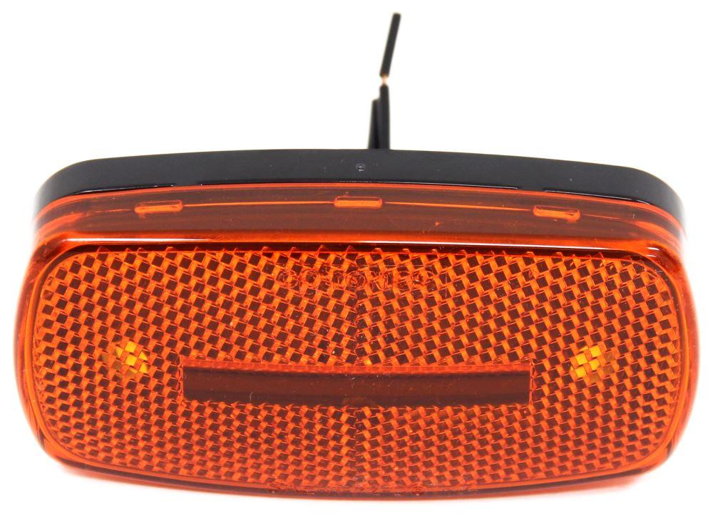 Optronics Rear Clearance,Side Marker Trailer Lights - MC32ABB