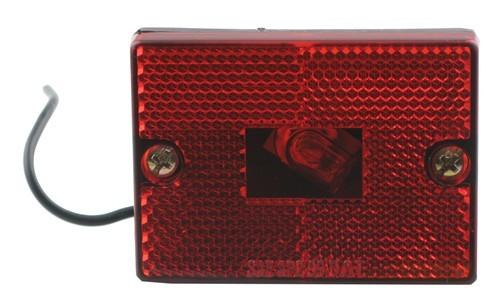 Optronics 2-1/2L x 2W Inch Trailer Lights - MC36RB