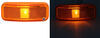 Optronics Amber Trailer Lights - MC44AB