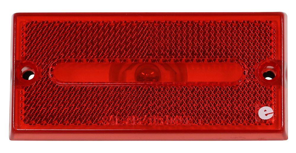 MC48RB - Rear Clearance,Side Marker Optronics Clearance Lights