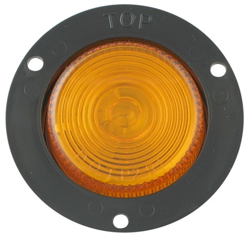 Sealed  2 U0026quot  Round Trailer Clearance  Side Marker Light