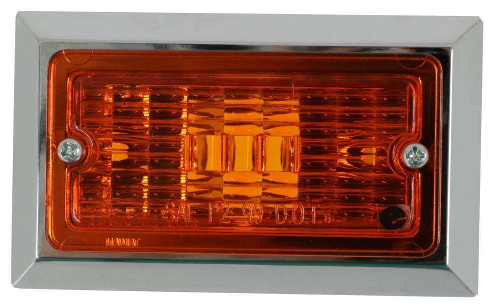 Trailer Lights MC71AB - Rectangle - Optronics