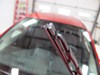 "Michelin RainForce Windshield Wiper Blade - Frame Style - 28"" - Qty 1 Rain MCH3728 on 2012 Honda Fit"