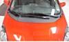 MCH3728 - Single Blade - Standard Michelin Windshield Wipers on 2012 Honda Fit