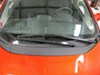MCH3728 - Graphite-Coated Rubber Michelin Windshield Wipers on 2012 Honda Fit