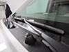 "Michelin Stealth Ultra Windshield Wiper Blade - Hybrid Style - Hard Cover - 24"" - Qty 1 Single Blade - Standard MCH8524 on 2012 Nissan Xterra"
