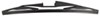 """Michelin Rear Windshield Wiper Blade - Frame Style - 12"""" - Qty 1 Graphite-Coated Rubber MCH9512"""