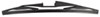 "Michelin Rear Windshield Wiper Blade - Frame Style - 14"" - Qty 1 Graphite-Coated Rubber MCH9514"