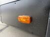 0  trailer lights optronics rear clearance side marker 4l x 2w inch mcl0032abb