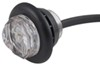 Trailer Lights MCL11CRKB - 1 Inch Diameter - Optronics