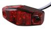 MCL13R2B - Rear Clearance,Side Marker Optronics Trailer Lights