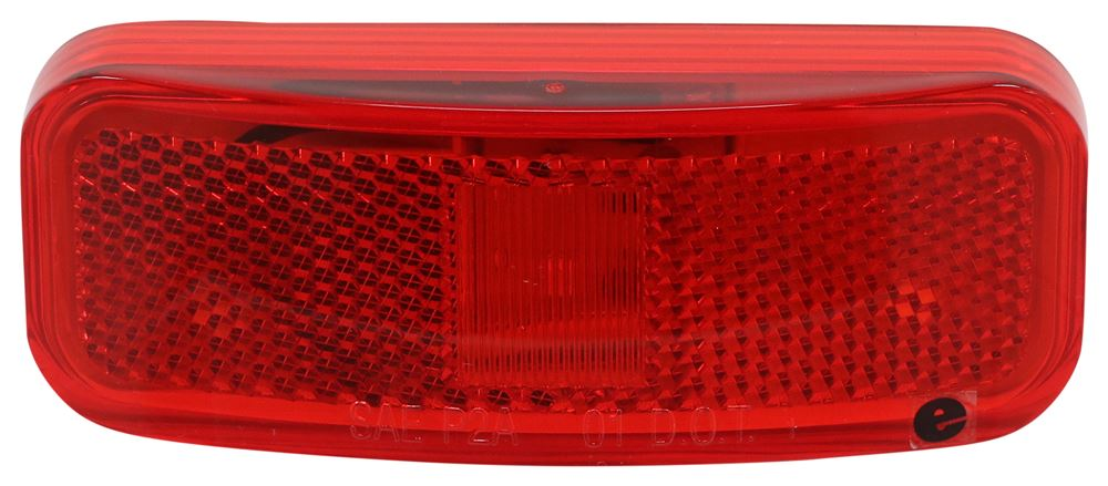 MCL40RB - Red Optronics Clearance Lights