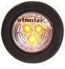 MCL51CAK - Rear Clearance,Side Marker Optronics Trailer Lights