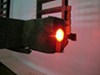 Optronics LED Clearance or Side Marker Light - Submersible - 3 Diodes - Round - Red Lens Submersible Lights MCL57RB