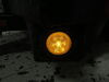 LED Trailer Clearance or Side Marker Light w/ Reflex Reflector - Submersible - 8 Diodes - Amber Lens Round MCL59AB