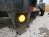 LED Trailer Clearance or Side Marker Light w/ Reflex Reflector - Submersible - 8 Diodes - Amber Lens Submersible Lights MCL59AB