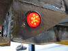 Optronics LED Clearance or Side Marker Light w/ Reflex Reflector - Submersible - 8 Diodes - Red Lens LED Light MCL59RB