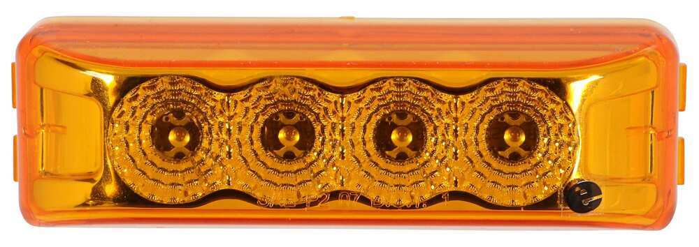 Trailer Lights MCL63AB - Amber - Optronics