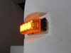 Miro-Flex Thinline LED Trailer Clearance or Side Marker Light - Sumbersible - 4 Diodes - Amber Lens Submersible Lights MCL63AB