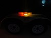 Thinline LED Trailer Fender Light - Submersible - 10 Diodes - Clear Lens w/ Amber/Red LEDs LED Light MCL65CARB