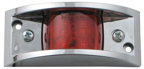 MCL81RB - 4-1/2L x 2W Inch Optronics Clearance Lights
