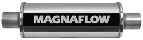 MF14163 - 4 Inch Outlet Diameter MagnaFlow 4 Inch Inlet Diameter