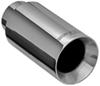 """MagnaFlow 3-1/2"""" Exhaust Tip - Stainless, Weld-On for 2-1/4"""" Tailpipe 2-1/4 Inch Tailpipe Fit MF35125"""