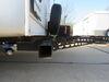 0  rv cargo carrier mount-n-lock bumper mount in use