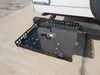 0  rv cargo carrier mount-n-lock generator bumper mount in use