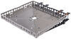 mount-n-lock rv cargo carrier generator gennygo and for bumpers - aluminum/steel 400 lbs