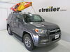 Malone DownLoader Kayak Carrier with Tie-Downs - J-Style - Folding - Side Loading No Load Assist MPG114MD on 2012 Toyota 4Runner