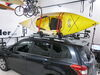 2015 subaru forester watersport carriers malone kayak aero bars factory round square elliptical downloader carrier with tie-downs - j-style folding side loading