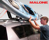Malone Aero Bars,Factory Bars,Round Bars,Square Bars,Elliptical Bars Watersport Carriers - MPG118MD