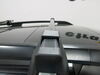 "Malone SteelTop Roof Rack - Square Crossbars - Steel - 50"" Long 2 Bars MPG201"