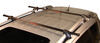 "Malone SteelTop Roof Rack - Square Crossbars - Steel - 50"" Long Locks Included MPG201"