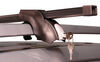 "Malone SteelTop Roof Rack - Square Crossbars - Steel - 50"" Long 50 In Bar Space MPG201"