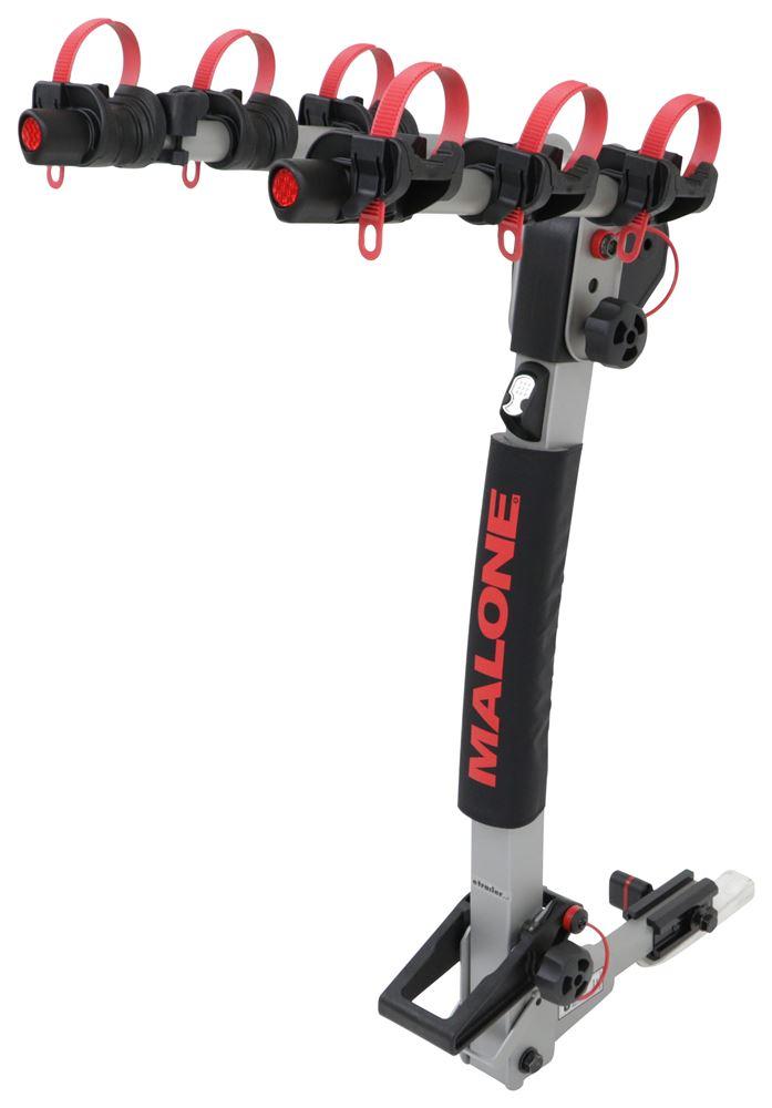 Hitch Bike Racks MPG2127 - Tilt-Away Rack,Fold-Up Rack - Malone