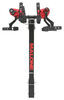 malone hitch bike racks hanging rack runway 3 - 1-1/4 inch and 2 hitches tilting