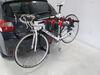 2014 subaru xv crosstrek hitch bike racks malone tilt-away rack fold-up 3 bikes mpg2130